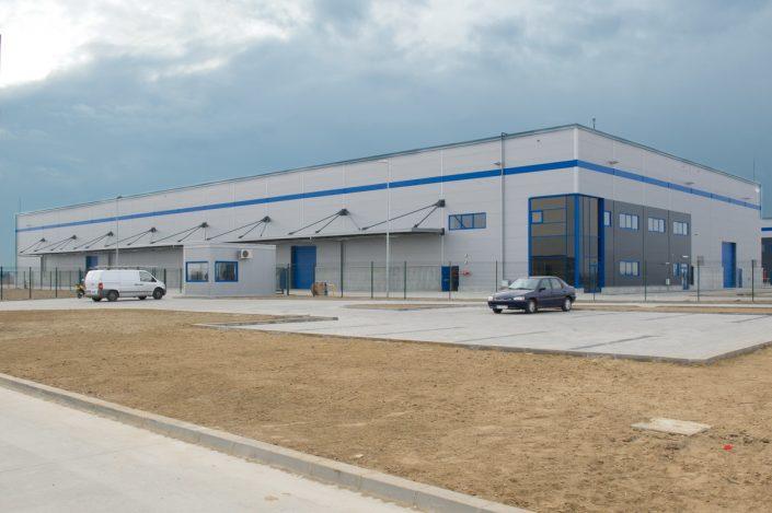 WDP Industrial Park, Codlea