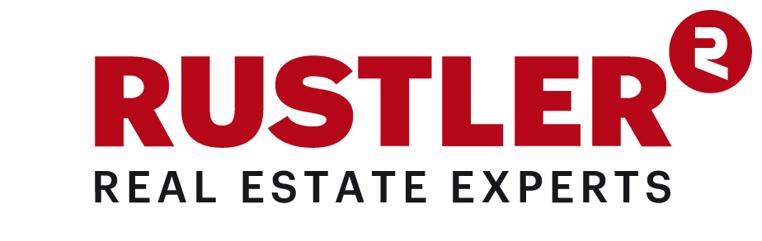 Rustler Logo mit weißen R für Homepage
